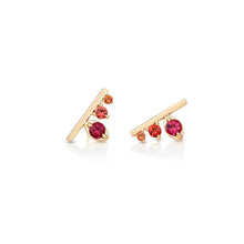 S/H KOH - Rania Color Ear Climbers