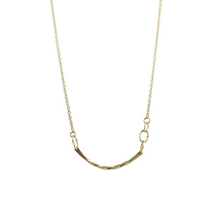 SARAH MCGUIRE - Bias Arc Mini Necklace
