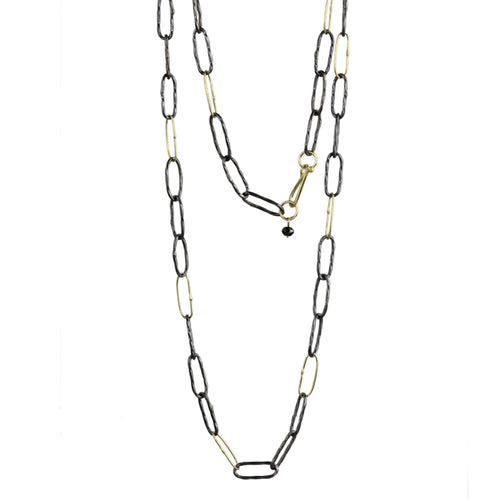 SARAH MCGUIRE - Long Bowline Necklace