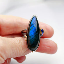 WENDY STAUFFER - Labradorite Ring