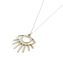 YELLOW - Florence Eye Necklace
