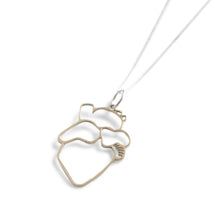 YELLOW - Total Eclipse of the Heart Necklace