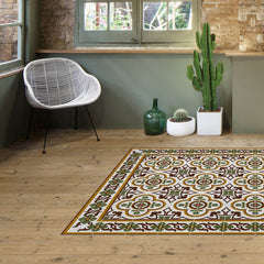 Hidraulik vinyl floor mats rugs and runners Claris design
