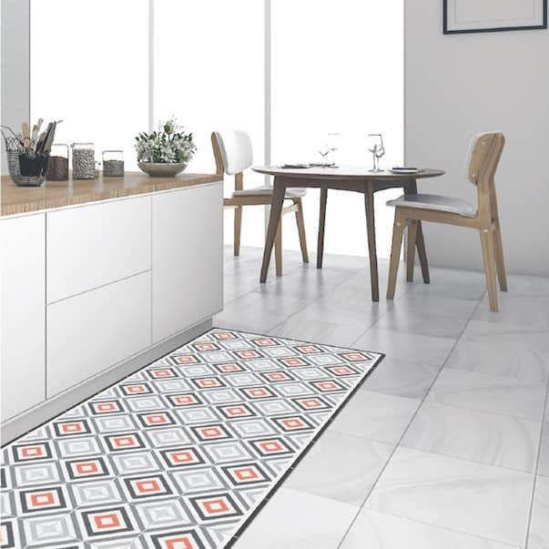 Hidraulik Vinyl Floor Mats Waterproof Thermal-insulating Hidraulik Verdi