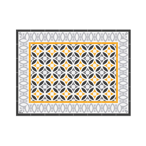 Letamendi Rectangular Placemats (set of 6)