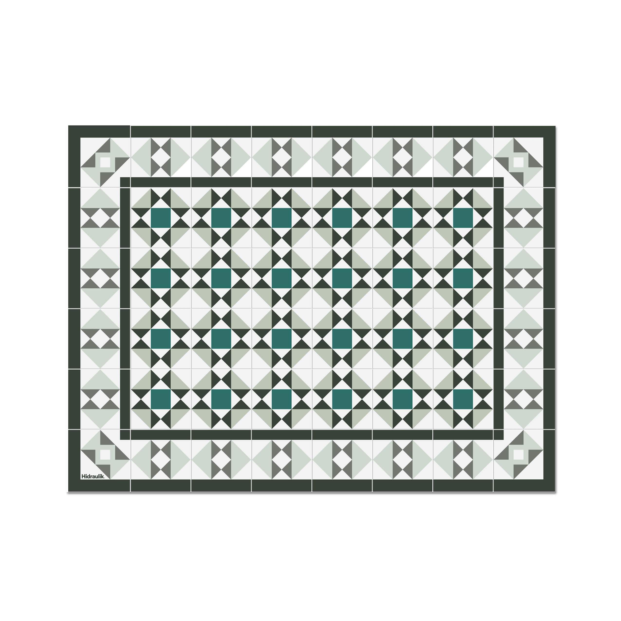 Tusset Rectangular Placemats (set of 6)