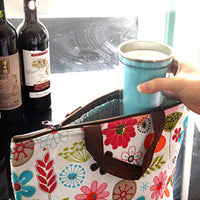 Insulated Cooler  Hand Bag