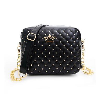 Women Fashion Handbag With Crown