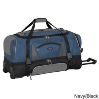 Traveler's Club Adventurer Duffel Collection 36-inch 2-section
