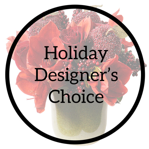 Holiday Designer's Choice