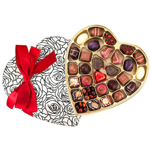 Valentine's Heart Chocolates