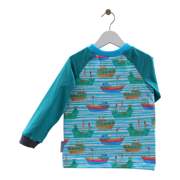 Shirt Lausbube Boote