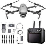 DJI Mavic 2 PRO w/Smart Controller 16GB - Pro Travel Gear ShopDroneDJI