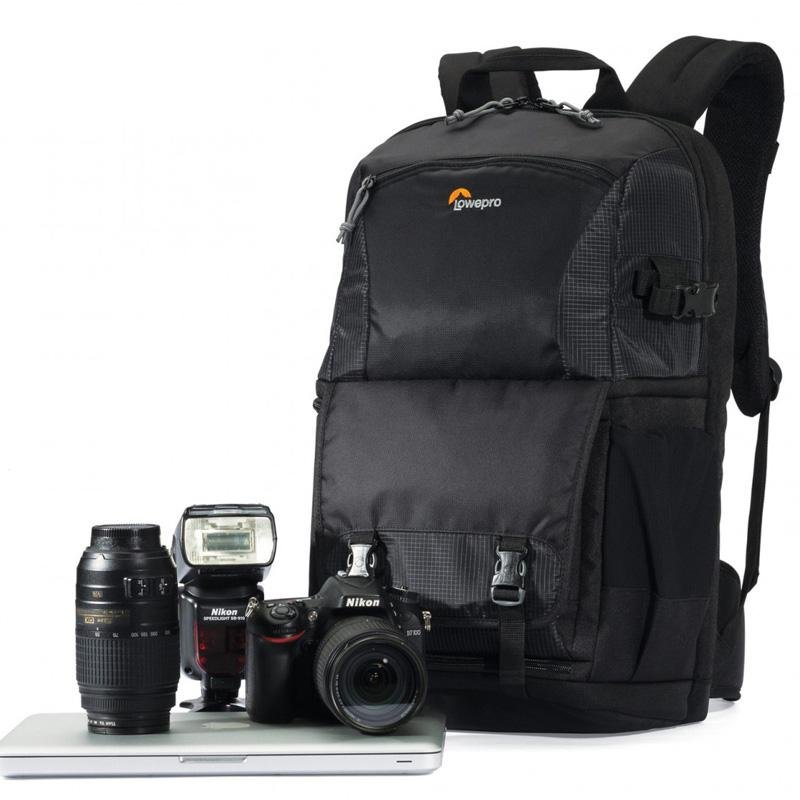 Lowepro Fastpack BP 250 II AW - Pro Travel Gear ShopCamera BagClassic Nomadic Man