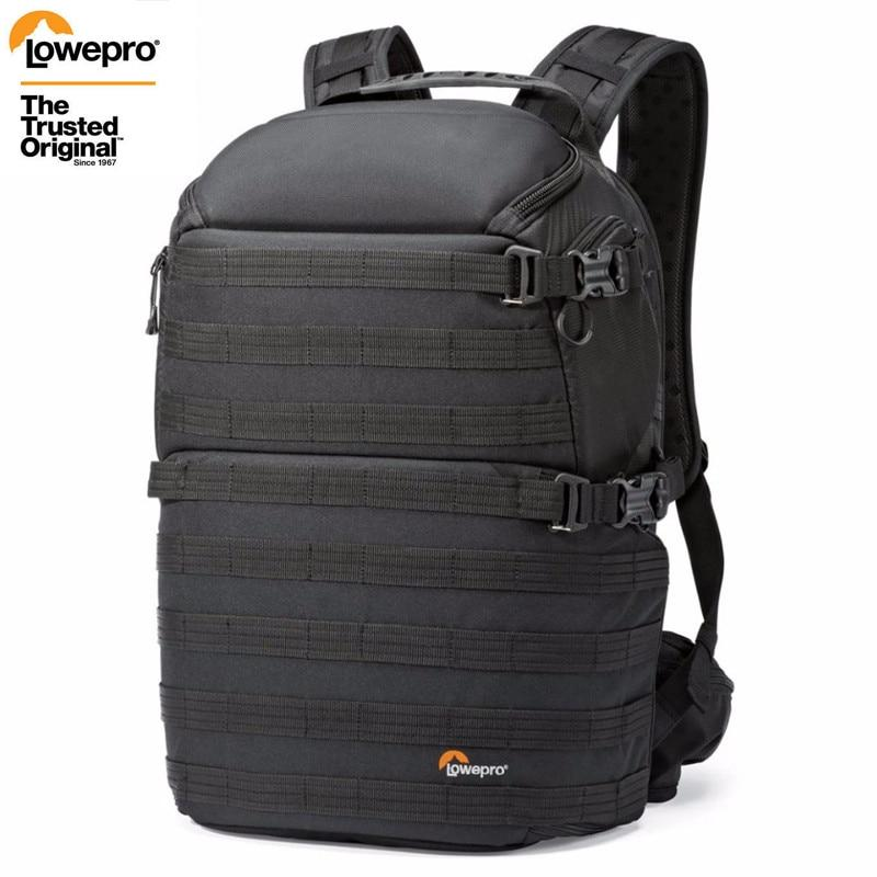 Lowepro ProTactic 350 AW DSLR Camera Photo Bag Laptop Backpack with All Weather Cover - Pro Travel Gear ShopCamera BagClassic Nomadic Man