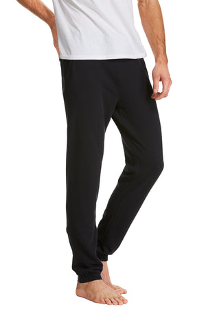 Rocker Series Track Pants For Men- Black
