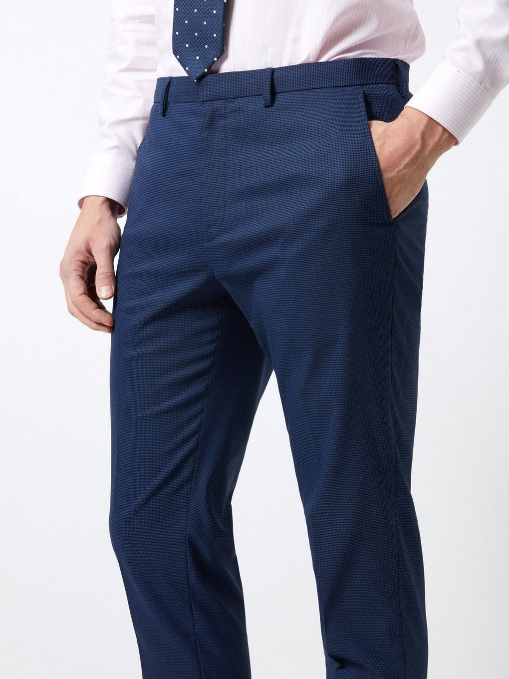 Combo BlackBird: The TrendSetter Pant- Set of 2 Trousers (Set Any Two Colours)