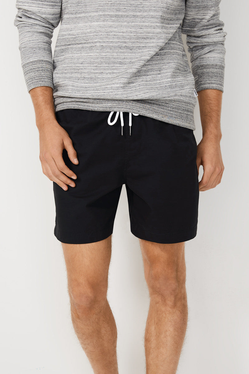 Rocker Series Shorts For Men- Black