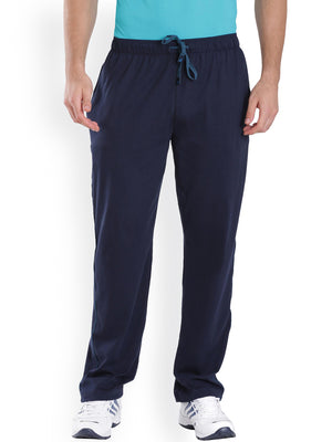 Rocker Series Track Pants For Men- Navy Blue