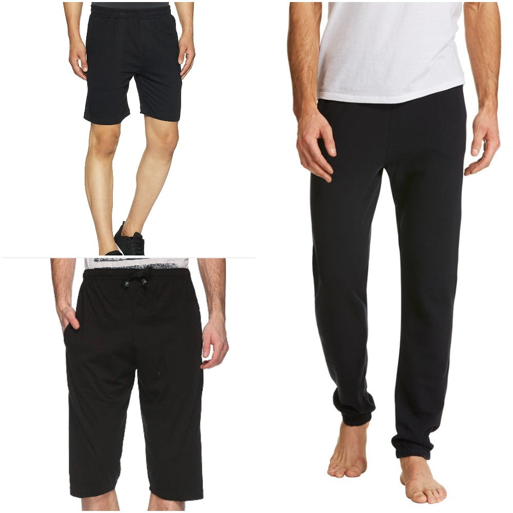 Solider Series Combo (Track Pant+Capri+Short) (Pack of 3)-100% Cotton