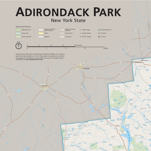Adirondack Park — General Reference