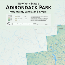 Adirondack Park — Mountains, Lakes, and Rivers