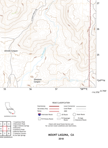 US Geological Survey 1:24K Map