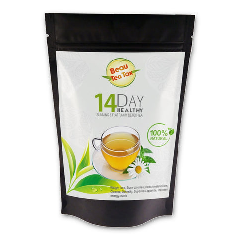 BeauTeaTox Slimming & Flat Tummy Tea