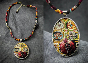Pendants #B1011 - HANDMADE ARMENIA INC.