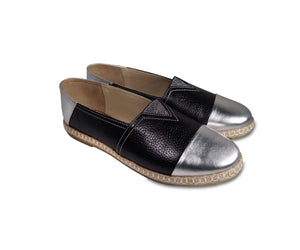 Handmade Italian leather, comfortable summer shoes.