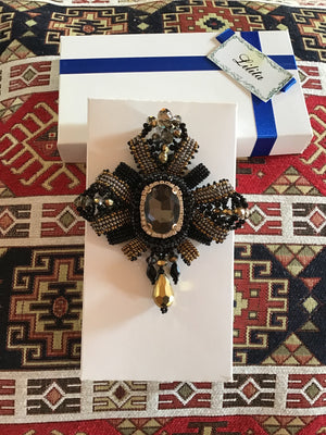 WOMEN'S BROOCH - HANDMADE ARMENIA INC.