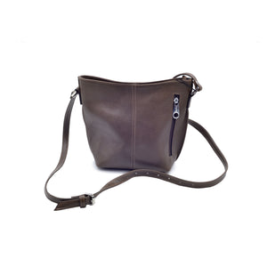 Cross body Bag easy, compact, stylish and practical. Italian leather. Handcrafted to order.
