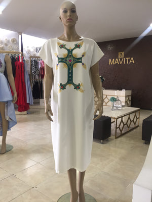 "DRESS ""CROSS"" - HANDMADE ARMENIA INC."