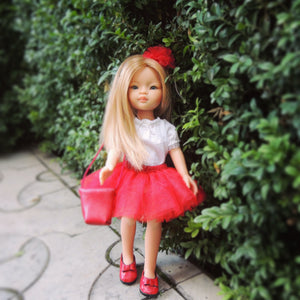 DOLL IN APPAREL AND ACCESSORIES BY NAZELIE POGHOSYAN (NP-12) - HANDMADE ARMENIA INC.