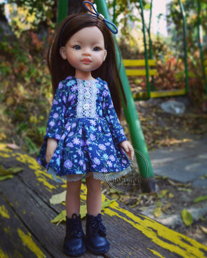 DOLL IN APPAREL AND ACCESSORIES BY NAZELIE POGHOSYAN (NP-15) - HANDMADE ARMENIA INC.