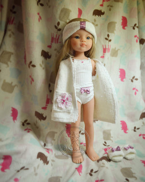 DOLL IN APPAREL AND ACCESSORIES BY NAZELIE POGHOSYAN (NP-19) - HANDMADE ARMENIA INC.