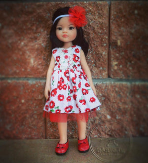 DOLL IN APPAREL AND ACCESSORIES BY NAZELIE POGHOSYAN (NP-20) - HANDMADE ARMENIA INC.