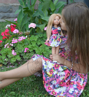 DOLL IN APPAREL AND ACCESSORIES BY NAZELIE POGHOSYAN (NP-2) - HANDMADE ARMENIA INC.