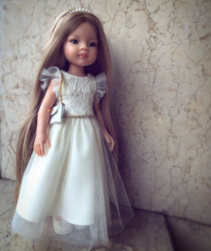 DOLL IN APPAREL AND ACCESSORIES BY NAZELIE POGHOSYAN (NP-31) - HANDMADE ARMENIA INC.