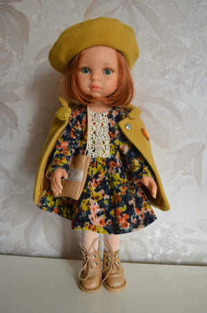 DOLL IN APPAREL AND ACCESSORIES BY NAZELIE POGHOSYAN (NP-3) - HANDMADE ARMENIA INC.
