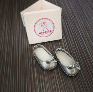 DOLL IN APPAREL AND ACCESSORIES SHOES BY NAZELIE POGHOSYAN (NP-4) - HANDMADE ARMENIA INC.