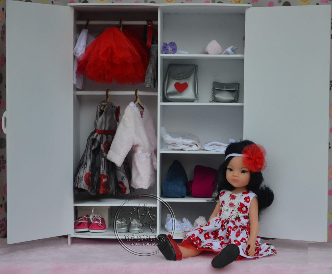 DOLL IN APPAREL AND ACCESSORIES BY NAZELIE POGHOSYAN (NP-9) - HANDMADE ARMENIA INC.