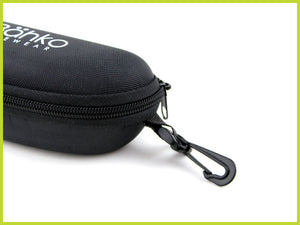 Bähko Eyewear Zippered Hard Case