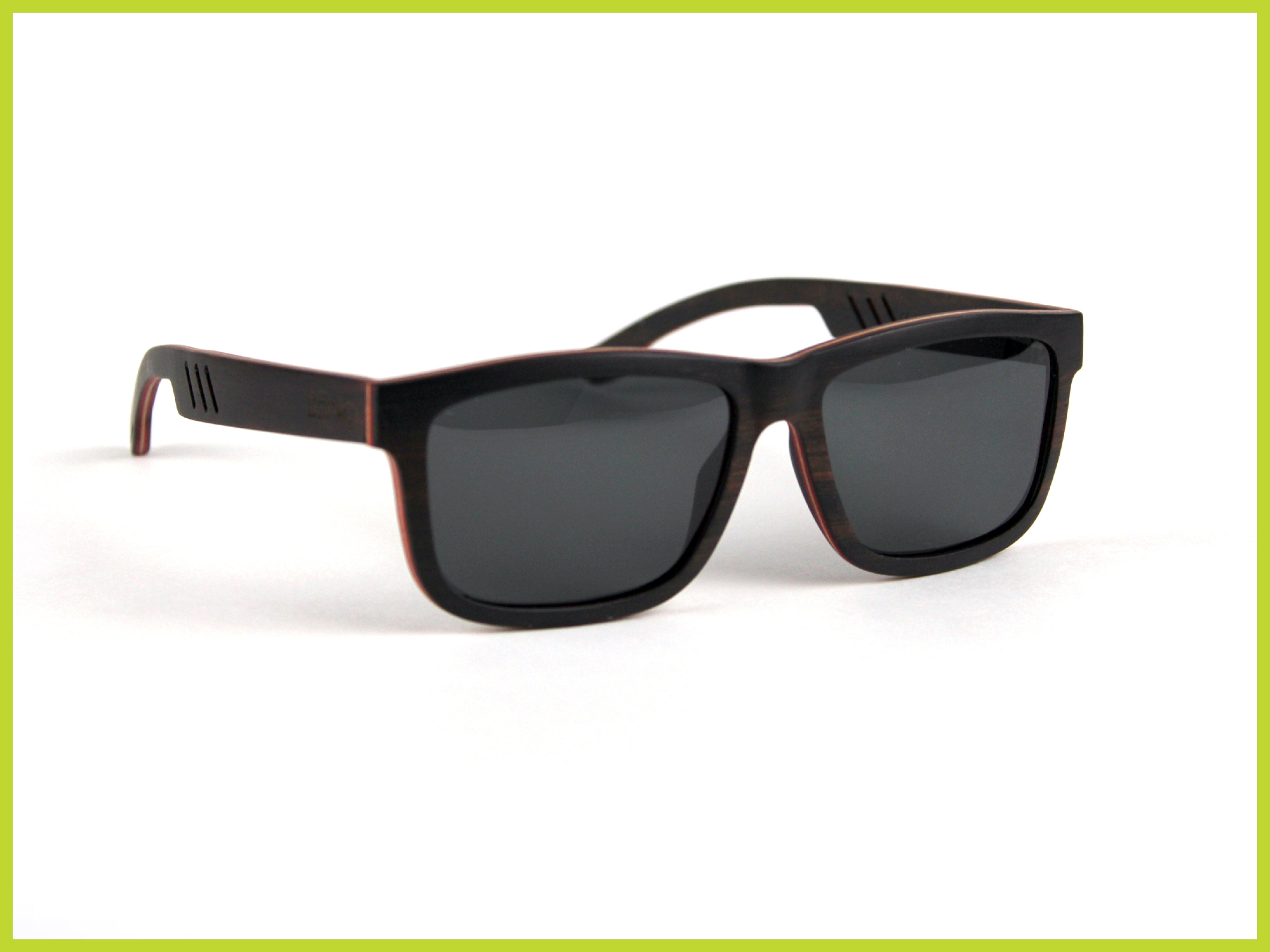 Rhombus Skate Deck Exotic Sunglasses
