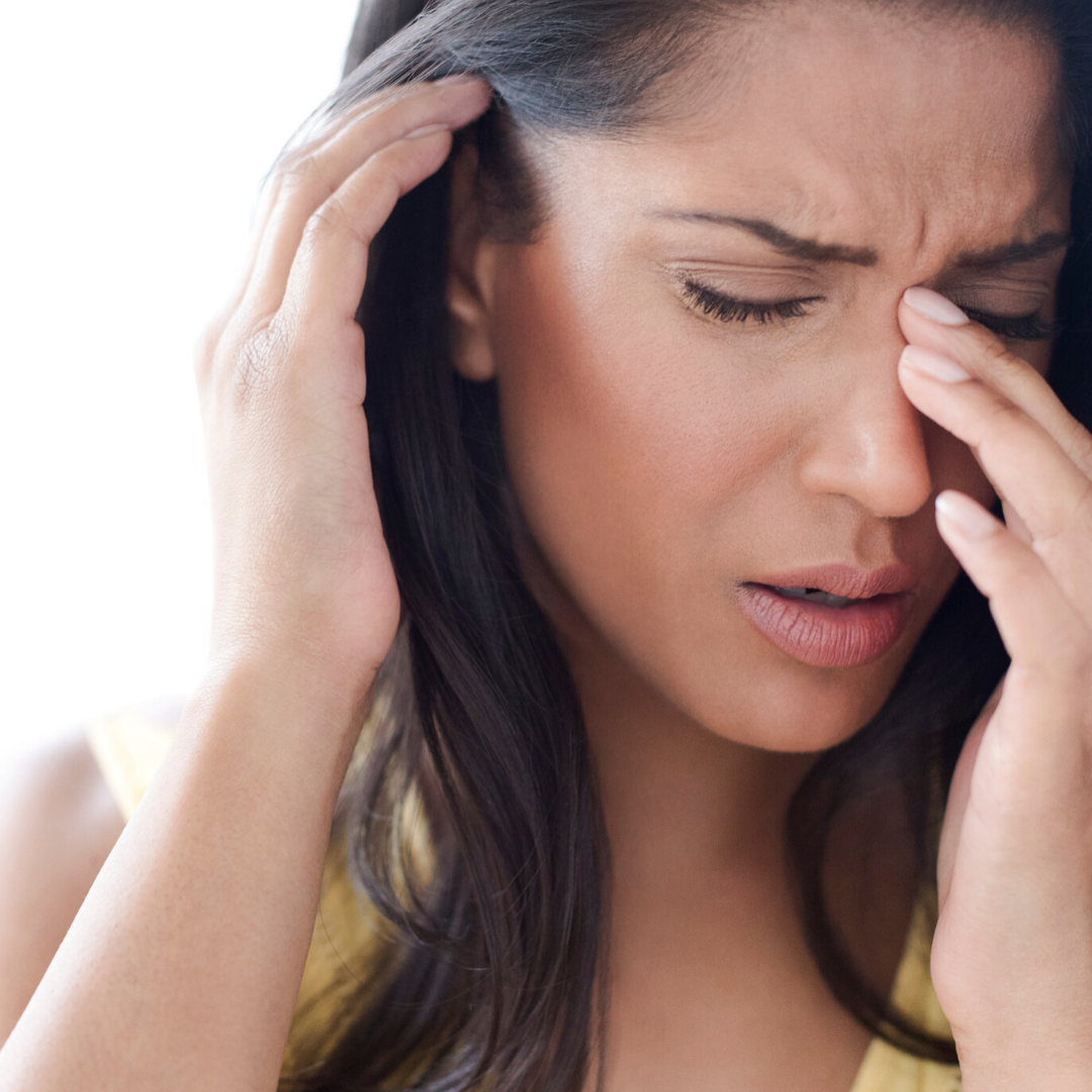 Do you have chronic or acute sinus problems?