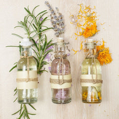 Why Blend Essential Oils and Homeopathic Medicines Blog