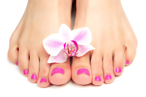 Can I wear nail polish with toenail fungus? – Forces of Nature Medicine