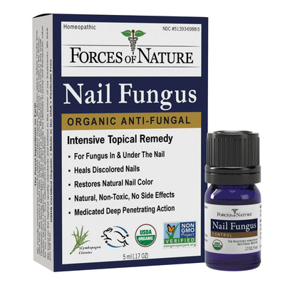 Nail Fungus Control Regular Strength