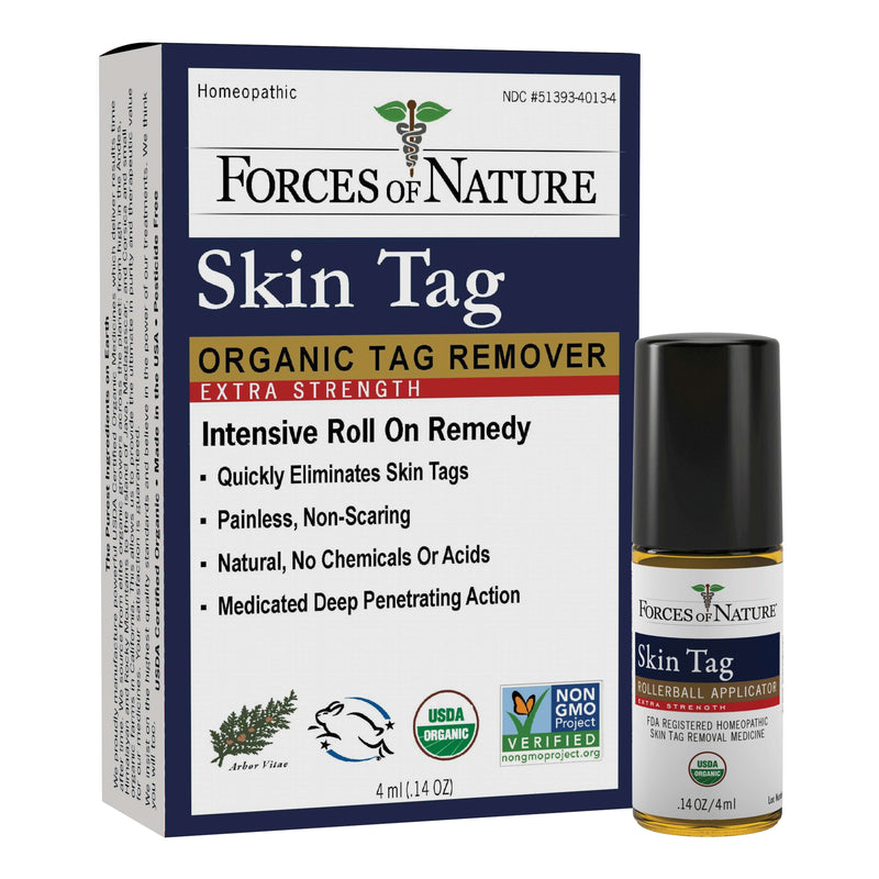 Skin Tag Control Extra Strength - Forces of Nature Medicine