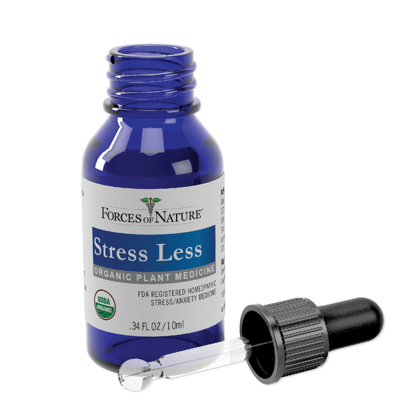 Natural Stress Less Bottle | Forces of Nature